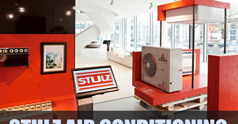 STULZ AIR CONDITIONING