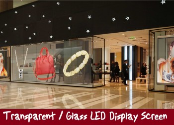 Transparent LED Display Screens